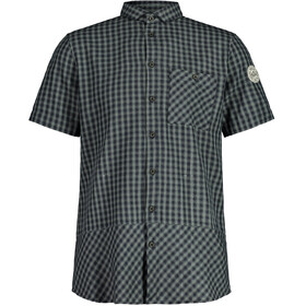 Maloja EicheM. 1/2 SS T-shirt Herrer, petroleumsgrøn